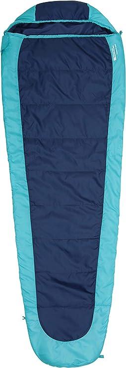 Mountain Warehouse Sac de Couchage Microlite 500 Confortable pour Adulte 14 x 35 cm