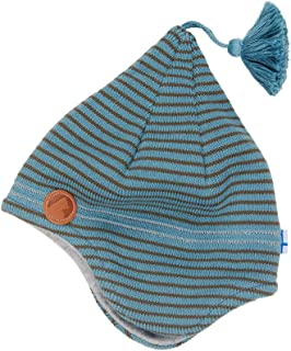 Finkid Tipu Bonnet Kids Smoke Blue/Capers 2017 Kopfbedeckung 6031109