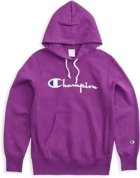Champion Herren Sweatshirt Violett Lilac Gr. M, Lilac