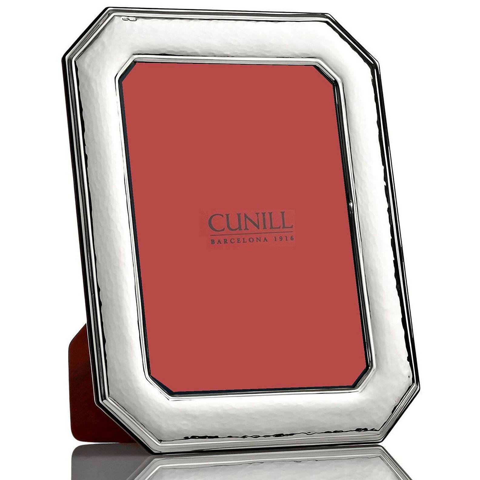 Cunill 90079 Octennial 8x10 Frame Sterling Silver Picture Frame