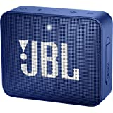 JBL GO2 Waterproof Ultra Portable Bluetooth Speaker Blue