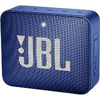 JBL GO2 - Bocina Bluetooth portátil (Resistente al Agua), Azul