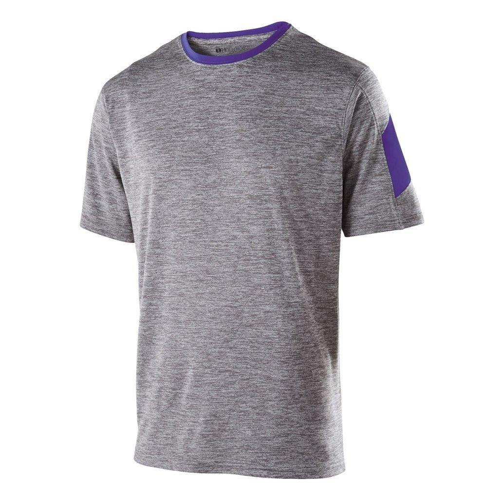 【メーカー直売】 Holloway Holloway Dry Excel Heather Youth Electronシャツ( XL Excel , Graphite Heather/パープル) B01FV1O5SK, ミカワチョウ:17499d7c --- ciadaterra.com