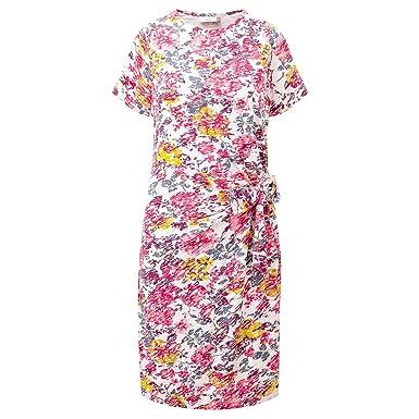51614911ca6 Adini - Rosa Burnout Rosa Dress