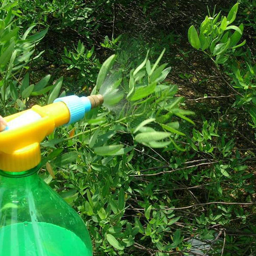 Kylewo Pulverizador de presi/ón Universal para Botella de Pet Pulverizador de Planta Botella de Spray Pulverizador de Mano Pulverizador de Bomba Pulverizador de pulverizaci/ón sin Botellas