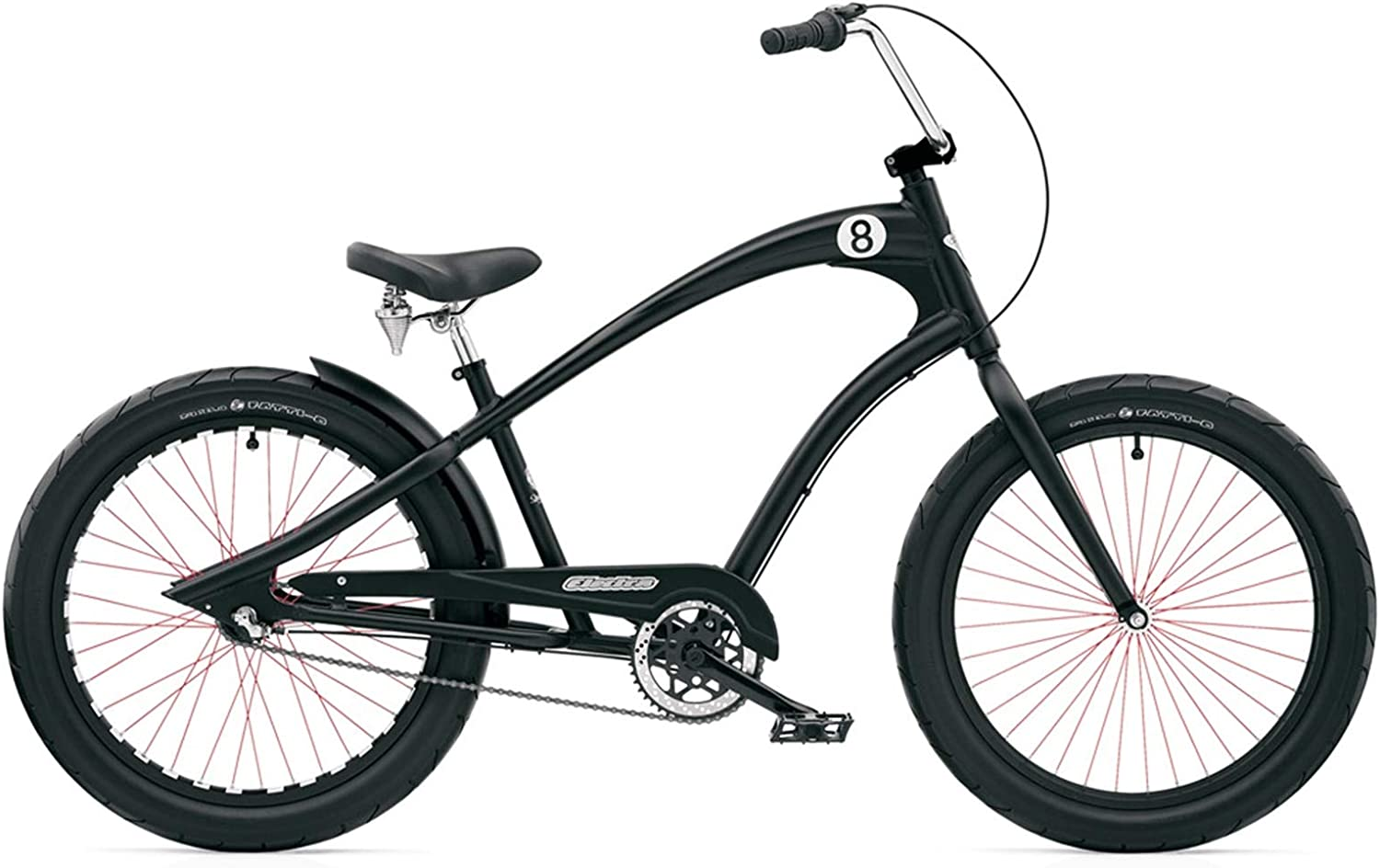 Electra Straight 8 8i Cruiser Mens Herren 8 Gang: Amazon.es ...