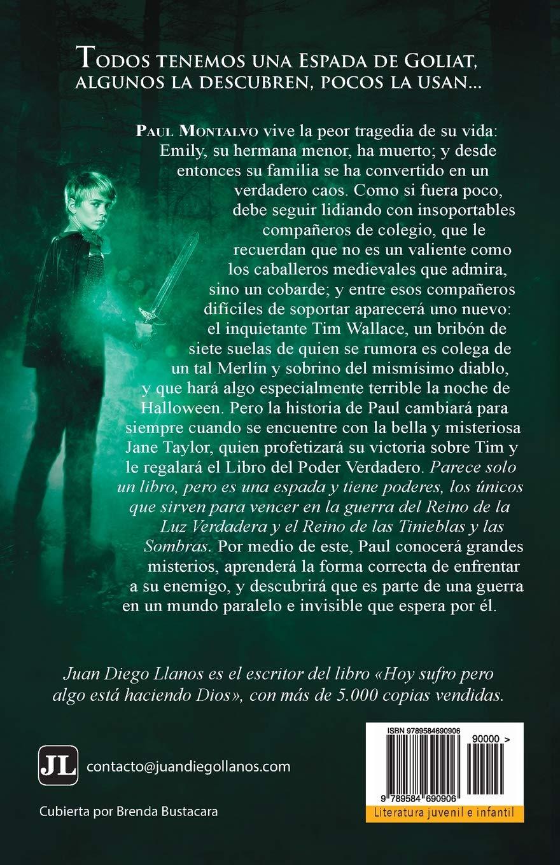La Espada de Goliat (Spanish Edition): Mr. Juan Diego Llanos: 9789584690906: Amazon.com: Books
