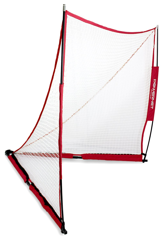 amazon com rukket rip it portable lacrosse goal pop up lax net