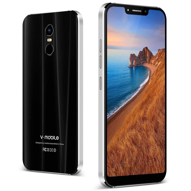 5.6 Pulgada Moviles Libres 4G 3GB RAM 32GB ROM Smartphone 4400mAh ...