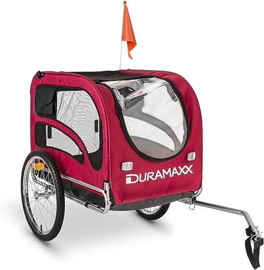 Oneconcept DURAMAXX King Rex Remolque para Bicicletas (Capacidad ...