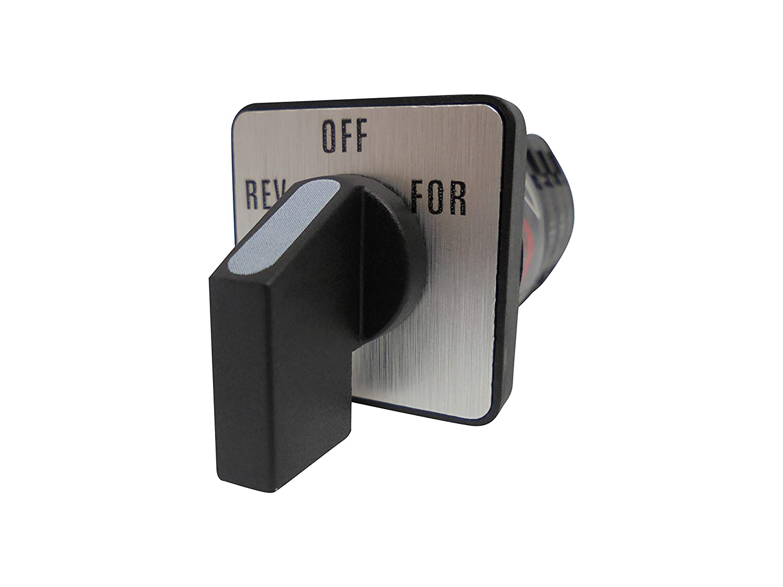 Interrupteur inverseur Interrupteur rotatif 230V-400V KEDU ZH-A