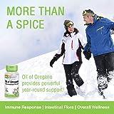 Solaray Oil of Oregano Supplement, 150 mg, 60 Count