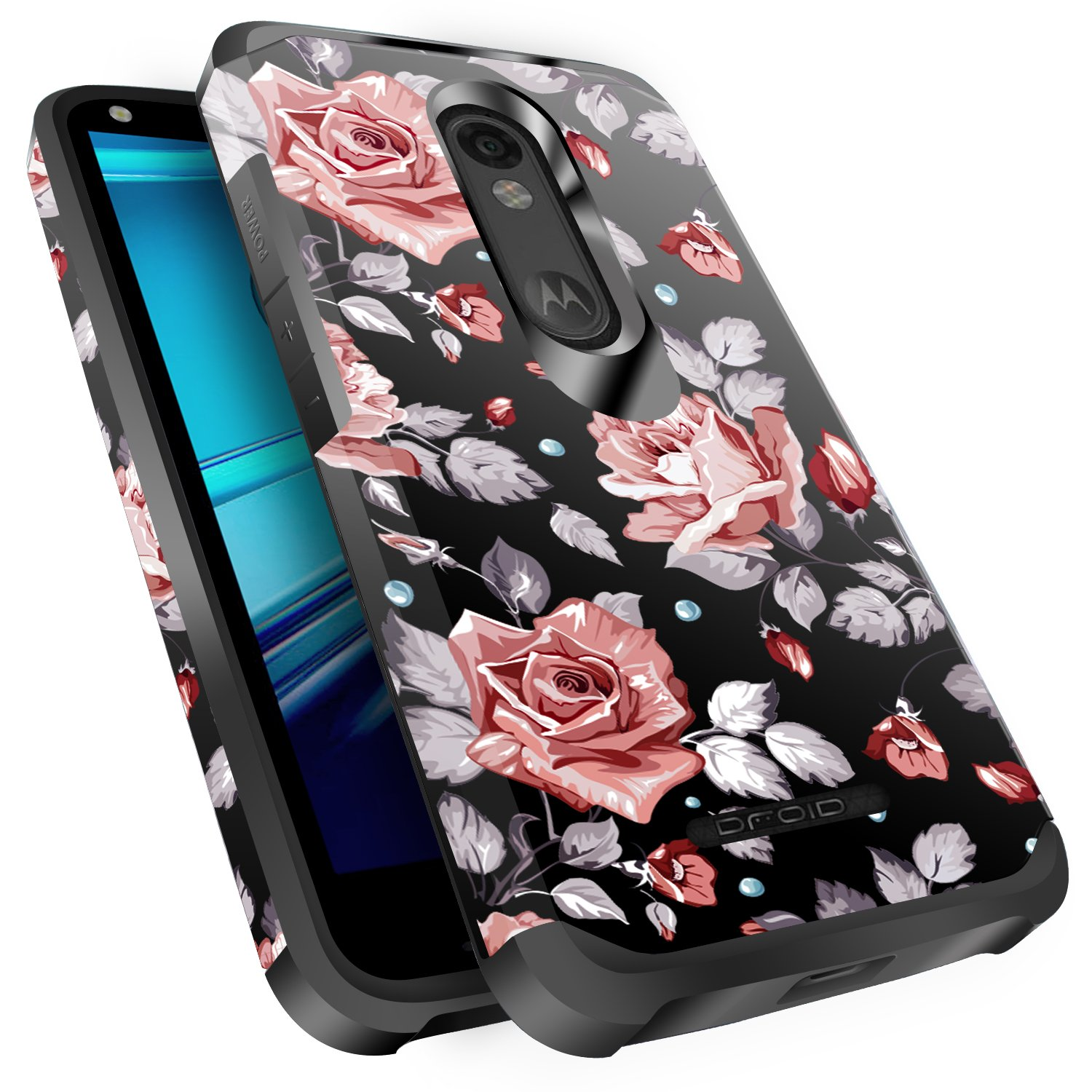 release date: 4901a 386de Droid Turbo 2 Case, Miss Arts Slim Anti-Scratch Protective Kit with ...