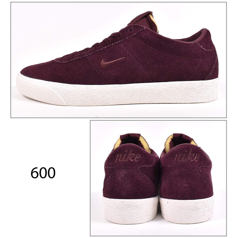 Nike SB Zoom Bruin Burgundy Crush Mens Size 8