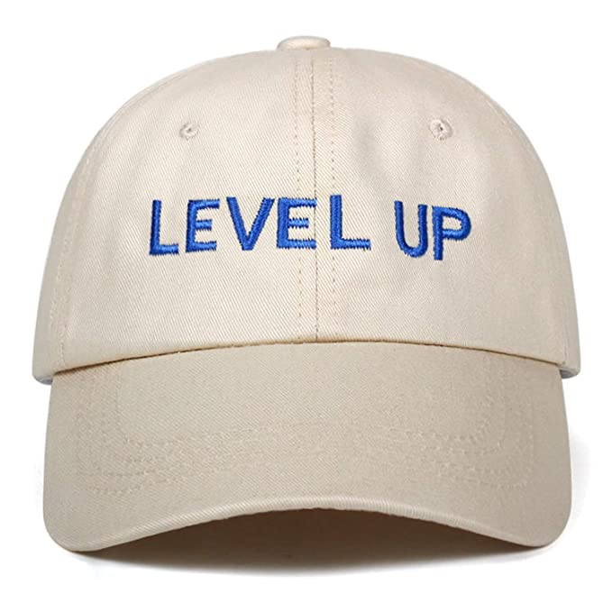 2019 New Level UP Baseball Cap Ciara Fashion Style Rap Hip Hop Dad Cap Cotton for