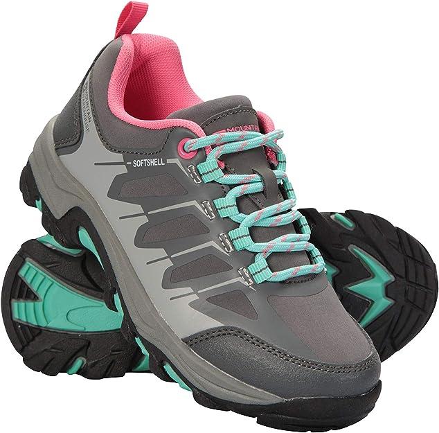 Hiking Sneakers Mountain Warehouse Cannonball Kids Walking Shoes