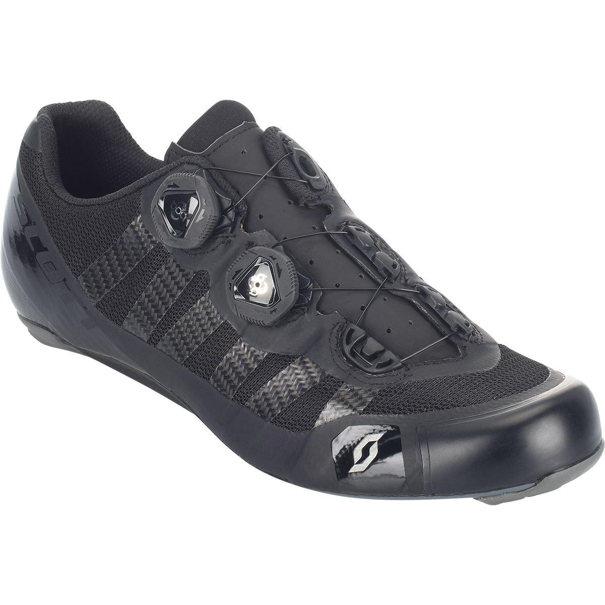 スコット道路RC Ultimate Shoe – Men 'sブラック、47.0   B079GWJR6C