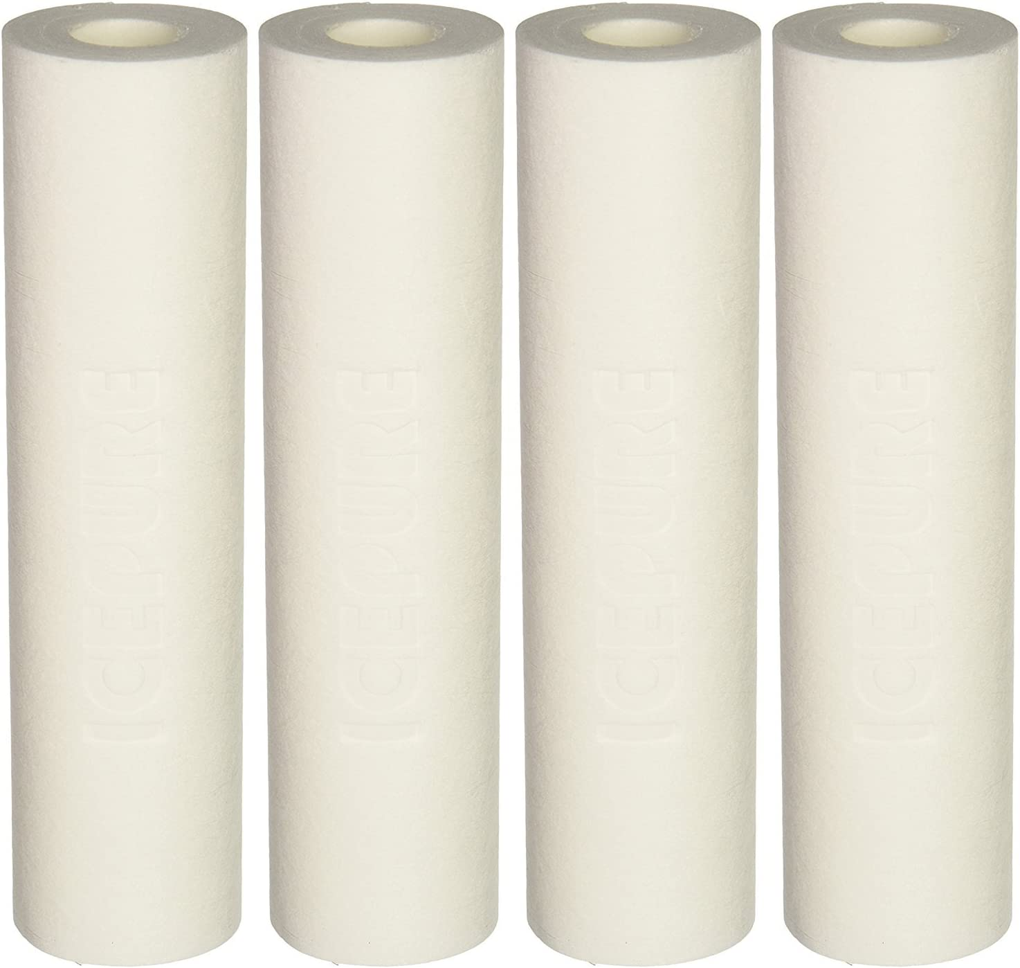 4-Pack -Compatible for P5-D , P5A Sediment Water Filter Cartridge - Also Replaces, Aqua-Pure AP110 & AP110-NP, GE FXUSC, Whirlpool WHKF-GD05 WFPFC5002 by CFS