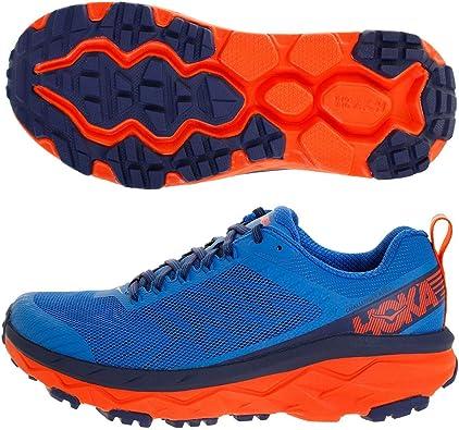 HOKA ONE ONE Challenger ATR 5 Zapatos Deportivos Hombres Azul Zapatos Para Correr: Amazon.es: Zapatos y complementos