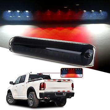 3500 2010-2017 Lamp Auto Car Truck Third Brake Tail Light For Dodge Ram 2500