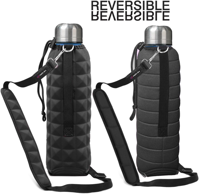 1Pcs Water Bottle Holder Lightweight Carrier Camping Belt for Stainless Steel