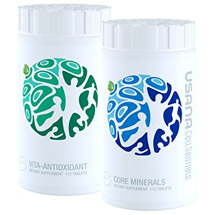 USANA Essentials Green (w/o paper pack saving tree) by USANA