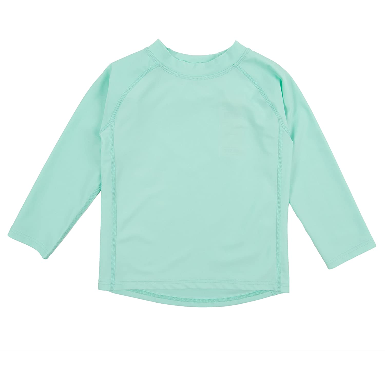 9d9efbc93 Amazon.com: Leveret Long Sleeve Baby Boys Girls Rash Guard Sun Protected  UPF + 50 Kids & Toddler Swim Shirt (12 Months-5 Toddler): Clothing