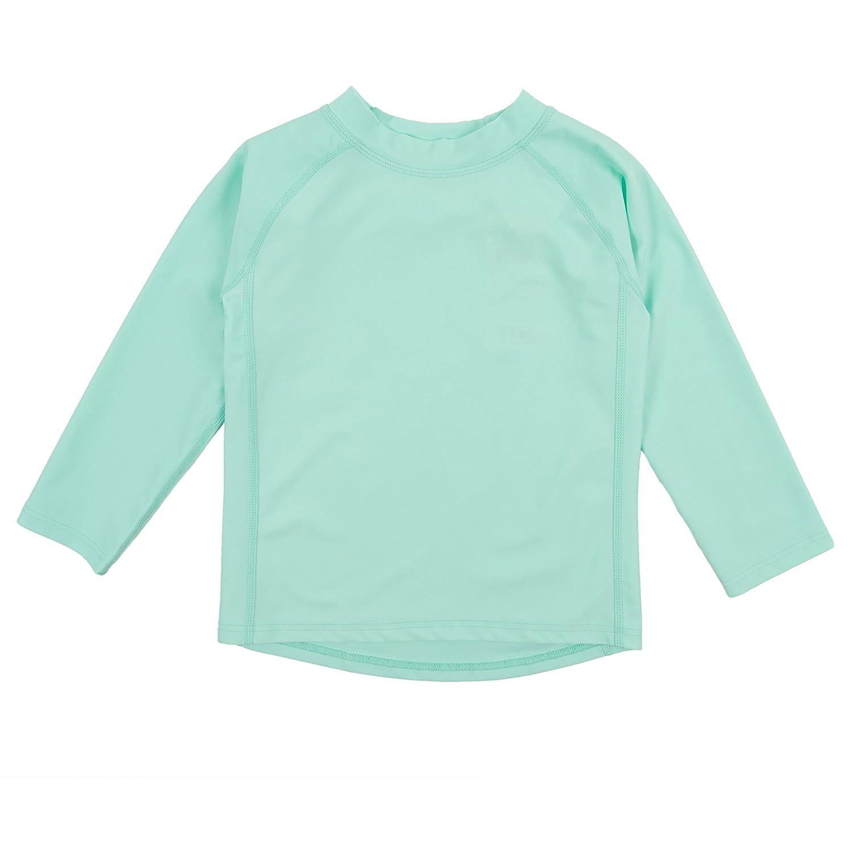 3e631d5c7 Amazon.com: Leveret Long Sleeve Baby Boys Girls Rash Guard Sun Protected  UPF + 50 Kids & Toddler Swim Shirt (12 Months-5 Toddler): Clothing