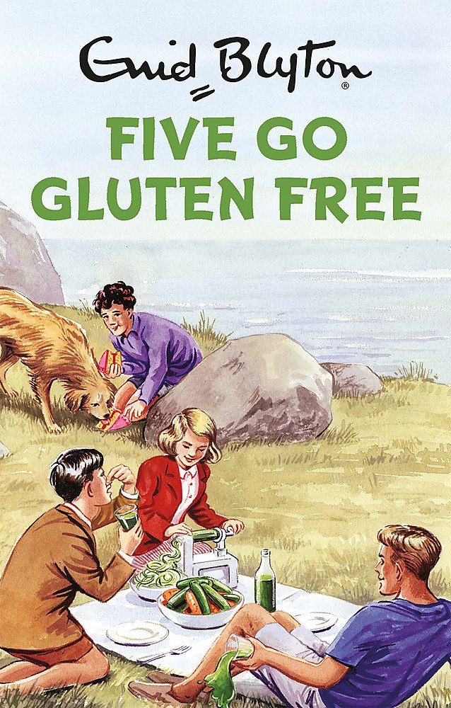 Download Five Go Gluten Free ebook