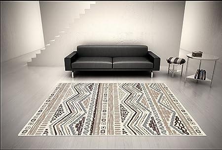 Soggiorno Moderno A Milano.Arredo Carpet Milano Prestige Tappeto Geometrico Moderno Soft
