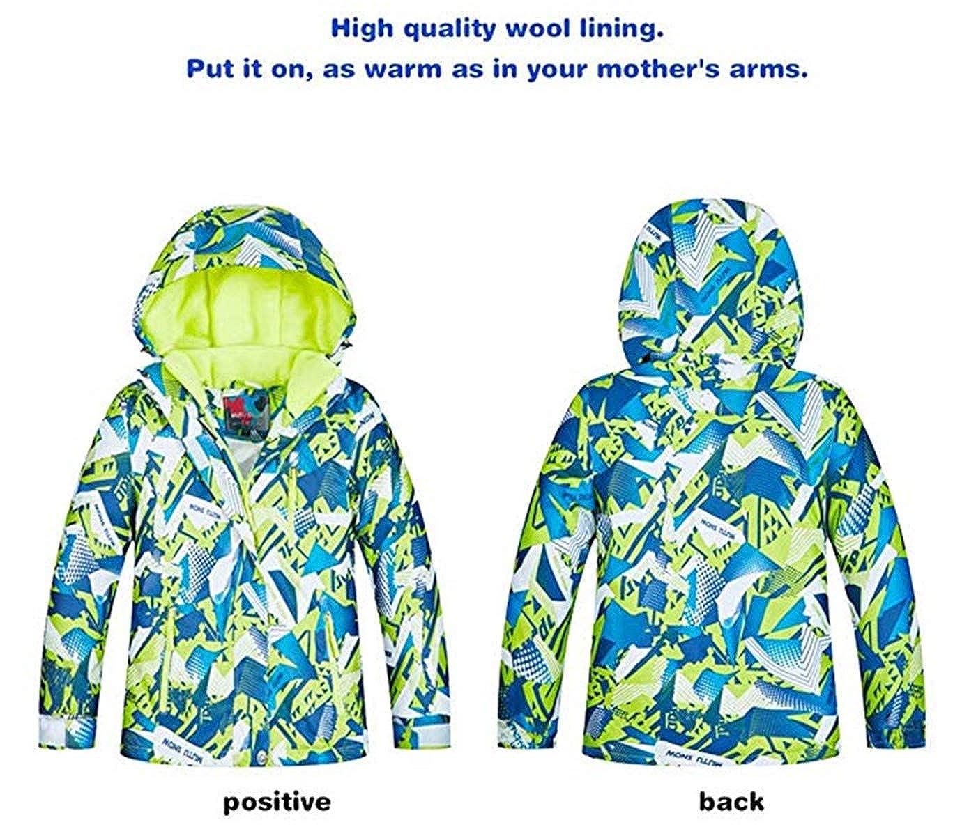 62fd50ed6 Amazon.com  Baby Boys Kids Sport Outdoor Mountain Waterproof ...