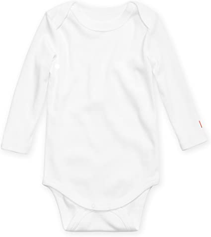 1212 Unisex Baby Footed Pajama with Non-Skid Feet 100/% Organic Pima Cotton