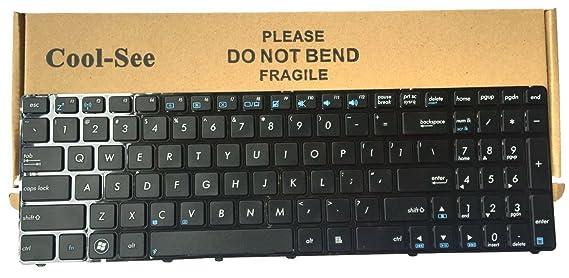 New US Black Keyboard For ASUS K53 K53E K53S K53U K53Z K53BY K53B K53T K53SV K53SC A52 A52BY A52DE A52Dr A52DY A52F A52JB A52JC A52JE A52JK A52JR A52J