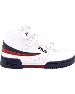 Fila F 13v Lea syn Fashion Sneakers: : Chaussures