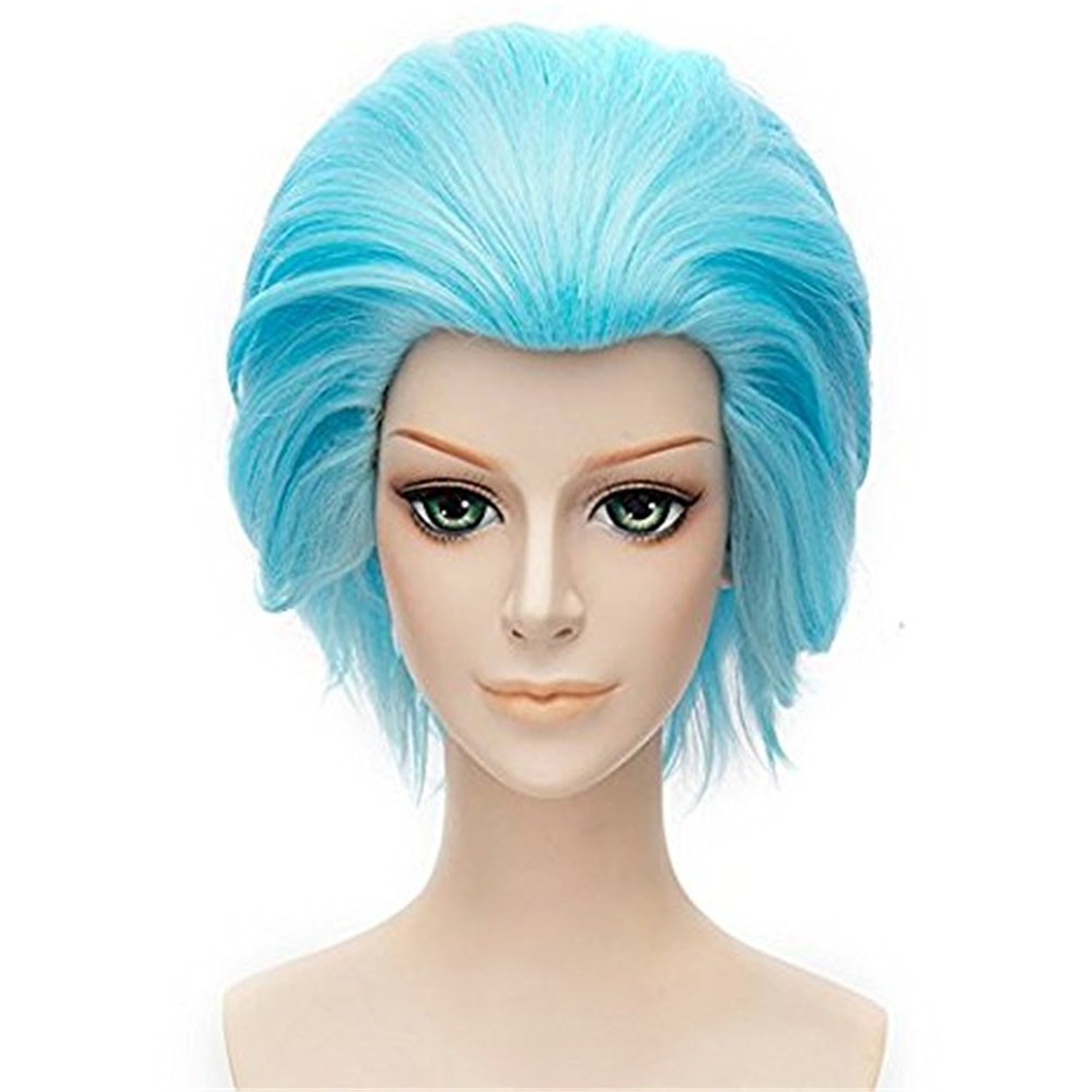 Amazon Com Ban Wig Cosplay The Seven Deadly Sins Greed Costume