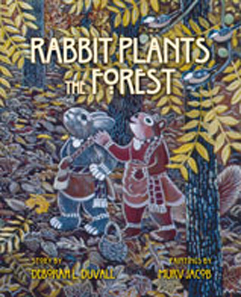 Rabbit Plants the Forest ebook