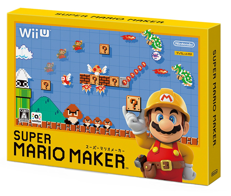 Super Mario Maker - Nintendo Wii U (Japan Imported)