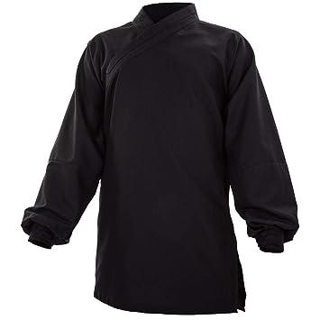 wu designs Leinen  (Mittel ) Kung Fu    Tai Chi Shirt Diagonaler ... cd378caa53