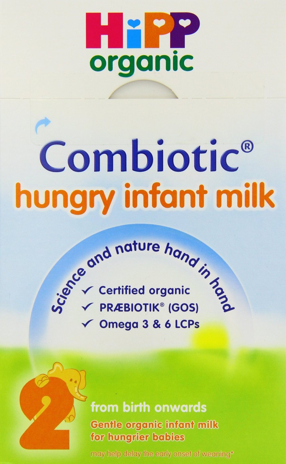 (2 Pack) - Hipp - Hungry Infant Milk | 800g | 2 PACK BUNDLE