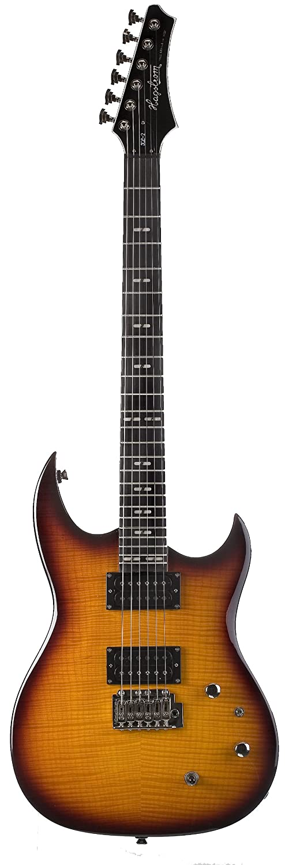 Amazon.com: Hagstrom XL-2 UltraLux Electric Guitar (Indain Summer): Musical Instruments