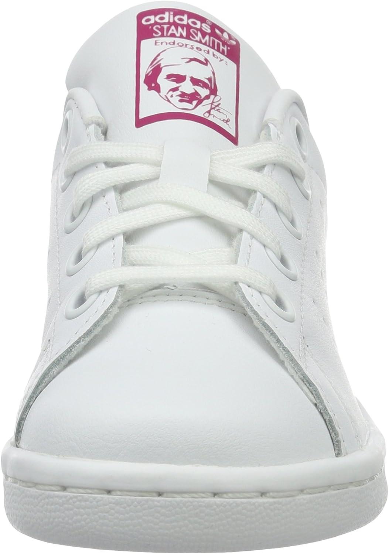adidas Stan Smith C - Basket Unisex Niños: MainApps: Amazon.es: Zapatos y complementos
