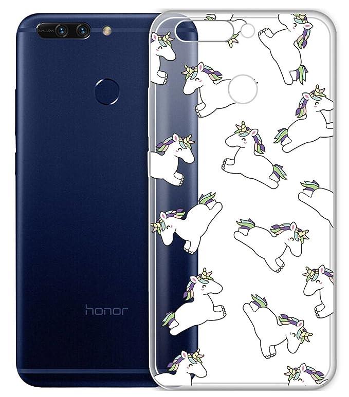 2 opinioni per Cover Per Huawei Honor 8 Pro / Honor V9 5,7 pollici,Sunrive® Custodia Case in