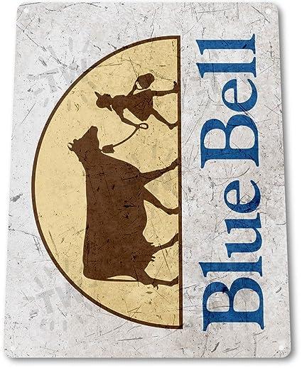 "Amazon.com: TIN SIGN ""BlueBell Ice Cream\"
