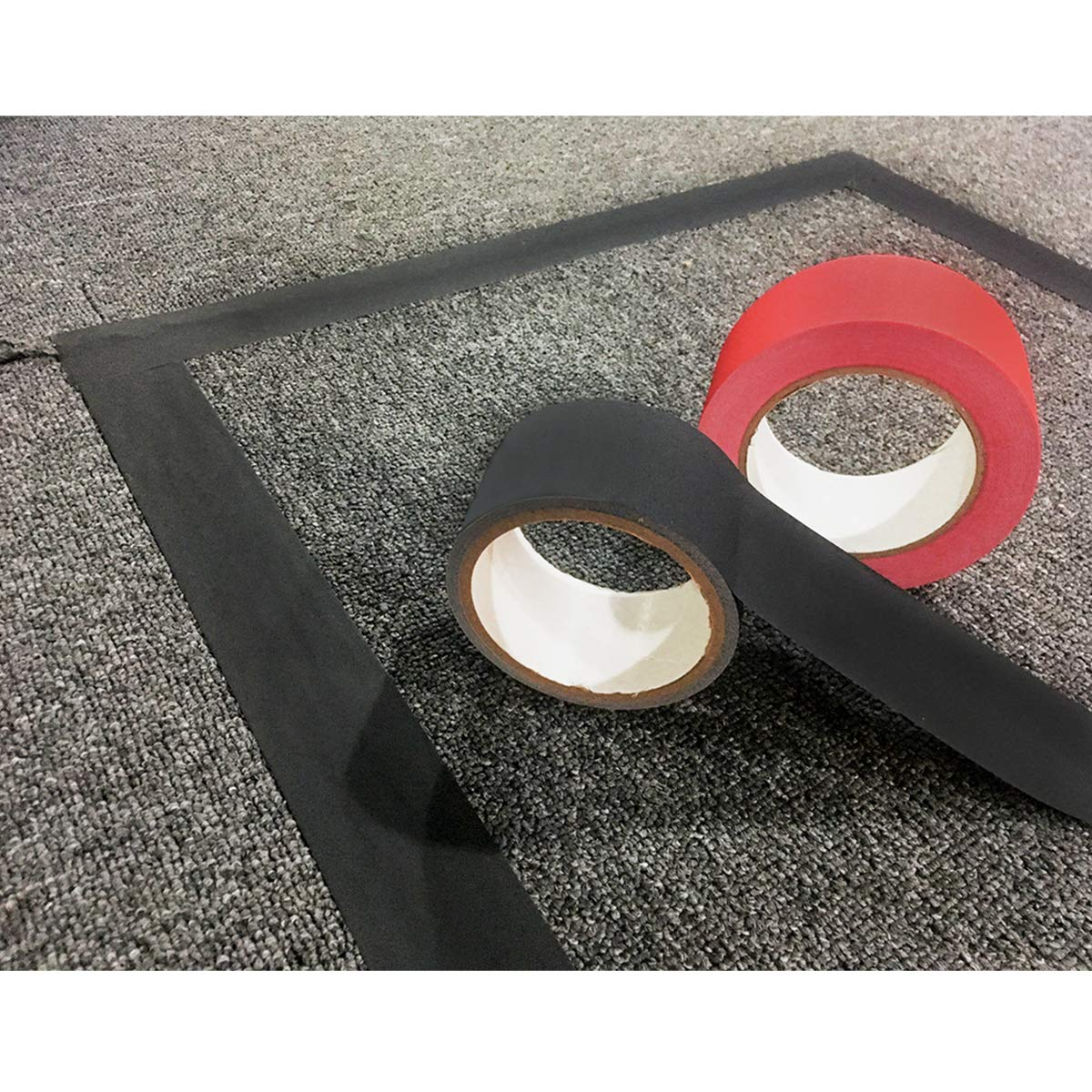 Heavy Duty Non-Reflective Matte Residue Main Stage X Premium Grade Gaffers Tape