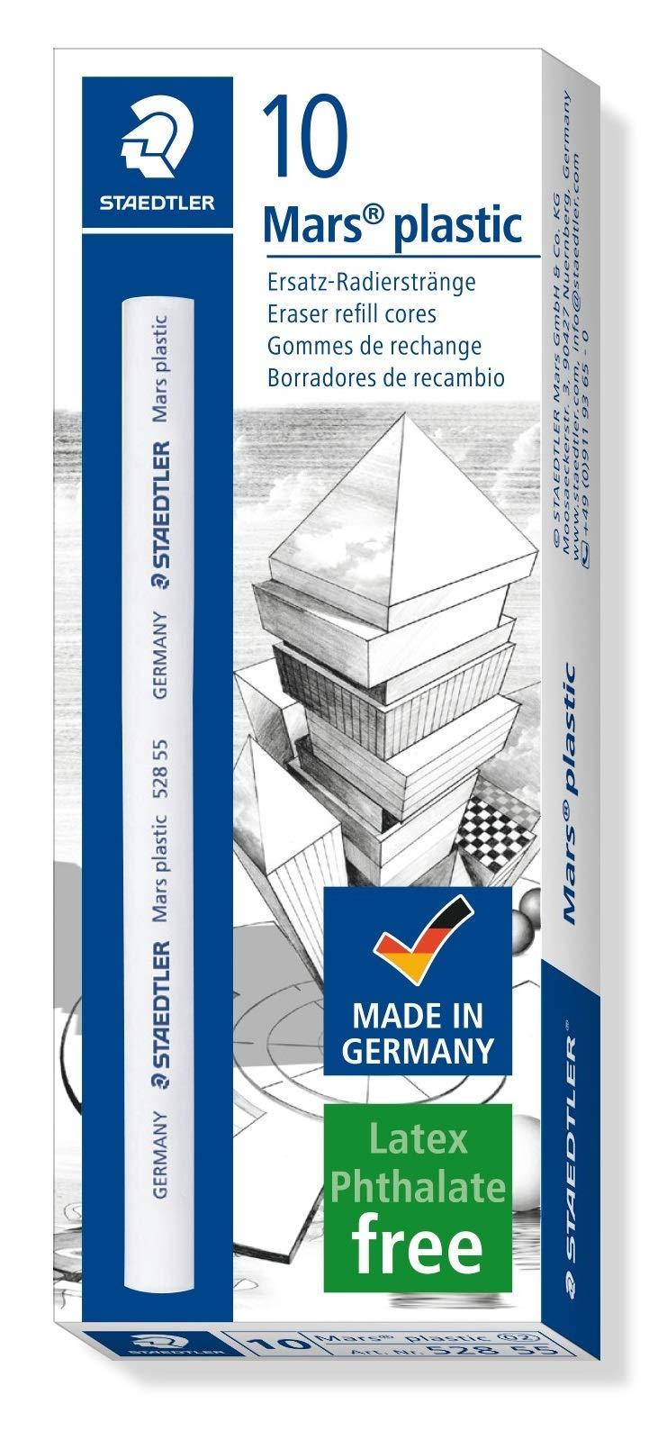 Staedtler Mars Plastic Eraser Holder Refill Default Title by STAEDTLER-MARS LIMITED (Image #1)