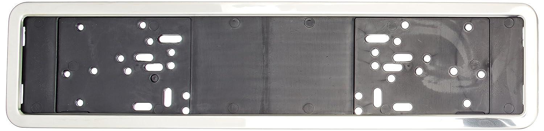 Color Negro Soporte Matr/ícula ABSEuroclip Sumex Mat8500