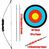 95f95c46e20 PG1ARCHERY Archery Scout Kids Bow and Arrow Set Game Outdoor Sports  Takedown Longbow Toy Bow with