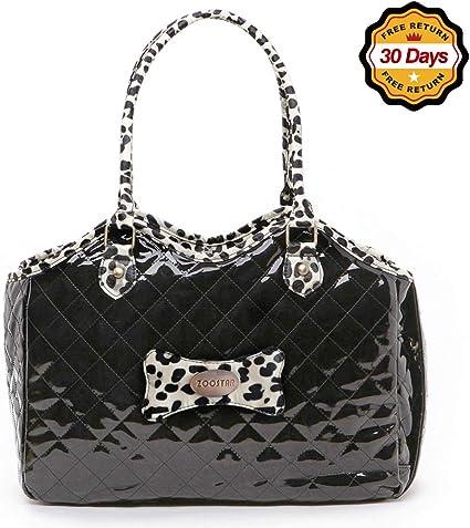 Fashion Pet Carrier Dog Carrier Purse Dog Handbag Pet Tote Bag for Small Dog and