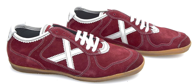 Munich Herren Turnschuhe Freizeitschuhe Sneaker ROT Bordeaux Art. Art. Bordeaux 833055 41 EU - 8 USA - 7,5 UK Rosso Bordeaux b9ebbd