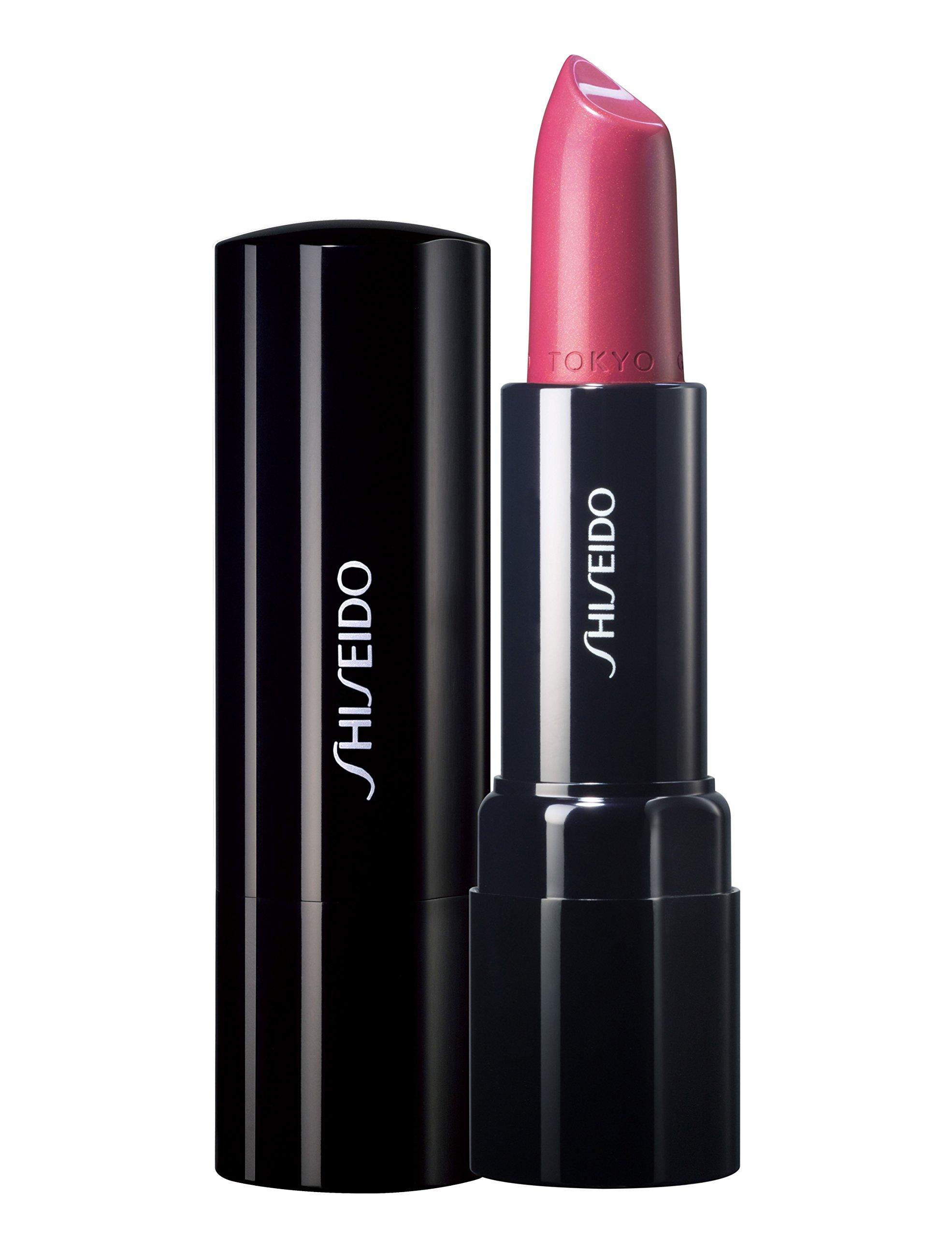 Shiseido Perfect Rouge Lipstick for Women, No. RS347 Ballet, 0.14 oz